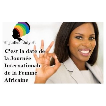 JIFA - Journée Internationale de la Femme Africaine à Paris